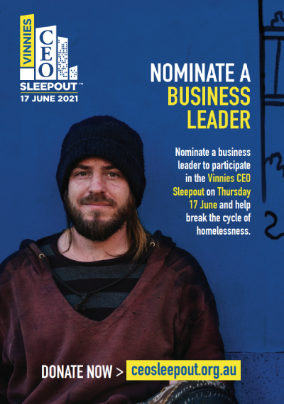 2021 A4 Poster - Nominate
