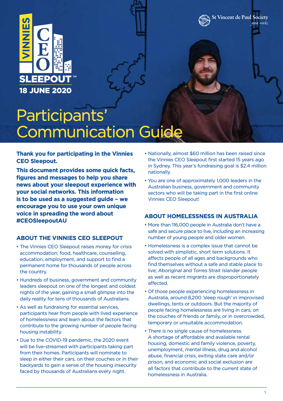 Participant Communications Guide